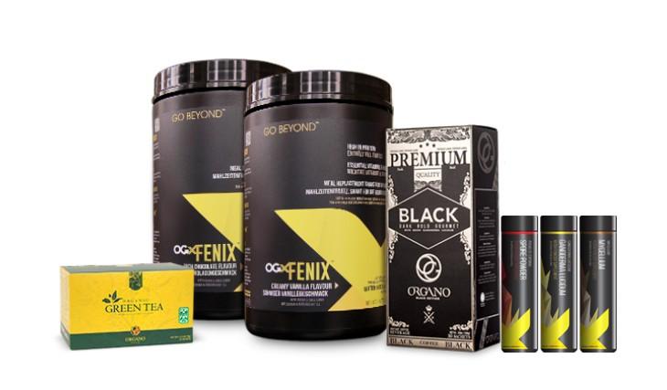 OGX FENIX con Nutraceutici